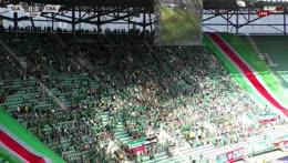 Śląsk Wrocław - Cracovia (fragment dopingu)