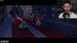NYMN cries over sad minecraft video :(