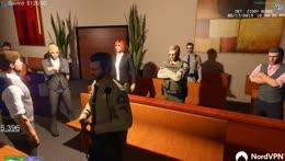 court room talk!