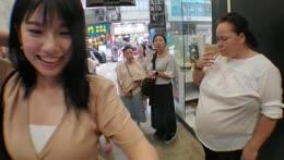 [Eng/中文/트수] last day in hk ! sushiro 香港喝茶不便宜~錢包差點掰掰~