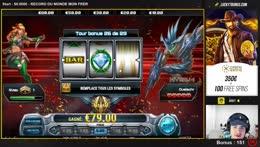 Big win 580€