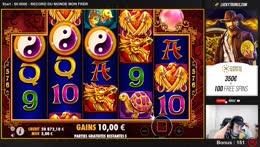 Big win 1k2€ + 600€ + fin bonus