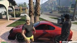 Nice parking btw!