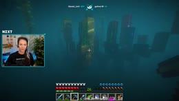 Underwater Minecraft