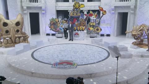 男孩獲《寶可夢》大賽亞軍 接到獎盃的瞬間心碎