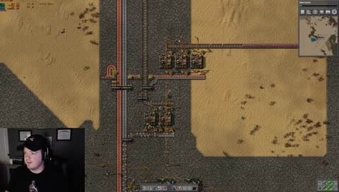 Learning the Ropes !discord !poll #twitch #Factorio | Twitch