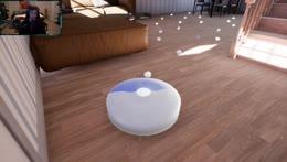 Roomba sim