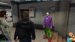 Setting Raven's clown AI free