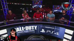 Doc at the CoD championship