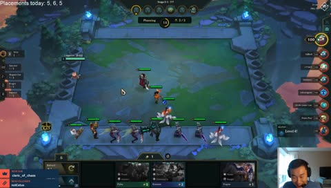TFT-Flamed by C9 jack??
