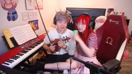 albert struggling to compliment lily