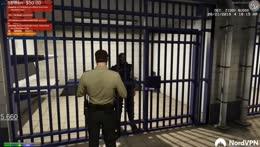 Ziggy Going to jail