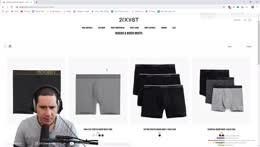 Devin Nash Reveals His Favorite Underwear