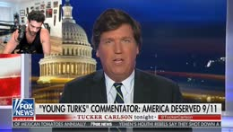 FOX NEWS COMMENTATOR : THE US DESERVED 9/11