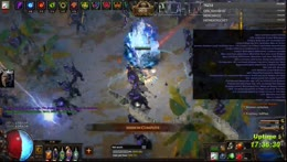 Wizja_ - [BSC] Rank 1 Icenova ! according to poe ninja lel