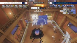 NYXL forces C9 on Titans
