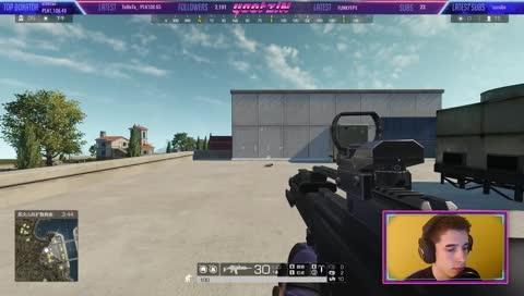 new  gun! g36!