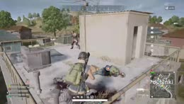 If you can't shoot then don't shoot at me!  PUBG