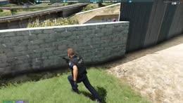 Cops take back Lean Street. Kyle Pred pops off