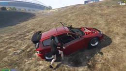 Buddha tries Ellie's jump
