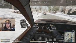 Choco drive by