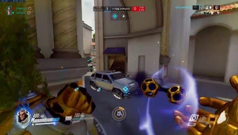 Pharah snipe