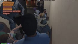 The entire NoPixel server does coke with Nino in the court bathroom