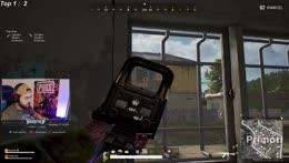 La grenade !