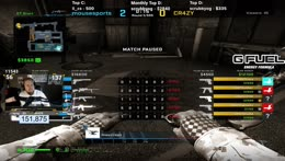 Ex-Csgo Pro gets gifted 100 subs by a bot and needs sleep apnea mask.