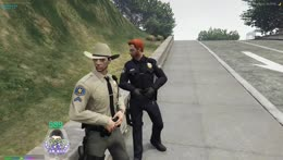 Proof Mexi only lives for being a cop