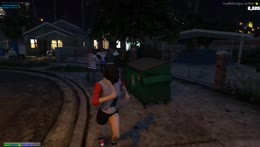 Ellie vs cop