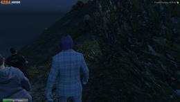 Ghost of mount Gordo