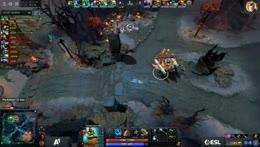 team fight 2nd match