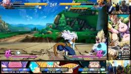 OD Goku combo