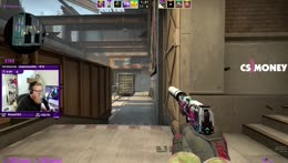 sometimes u gotta pistol ace against fl0m