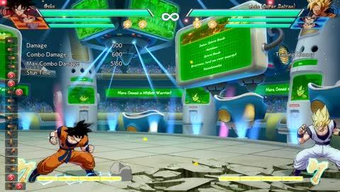 No Sparkin Base Goku TOD