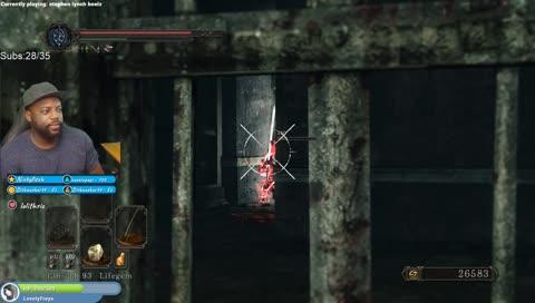 I hope I don't die |Sei Dark Souls 2 |