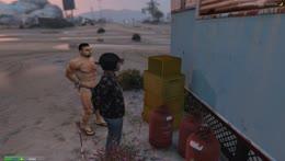 Saab blows up Kelly and Gladys