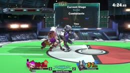 Wolf wins MSM 207