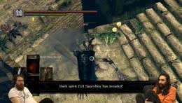 Dark Souls - Wheel to wheel (part 1)