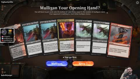Easy Mulligan