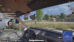 Put your seat belt at all times LUL PUBG