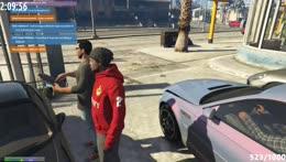 Denzel buys ellies car