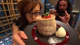 Fluffy Pancake Twerk