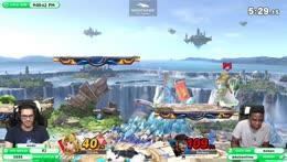 Zelda cancel kick