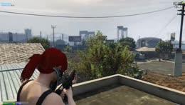 Ellie killing gangstersss