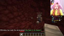 Minecraft trick