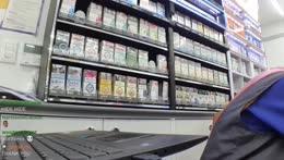 Ghost enters korean streamer store