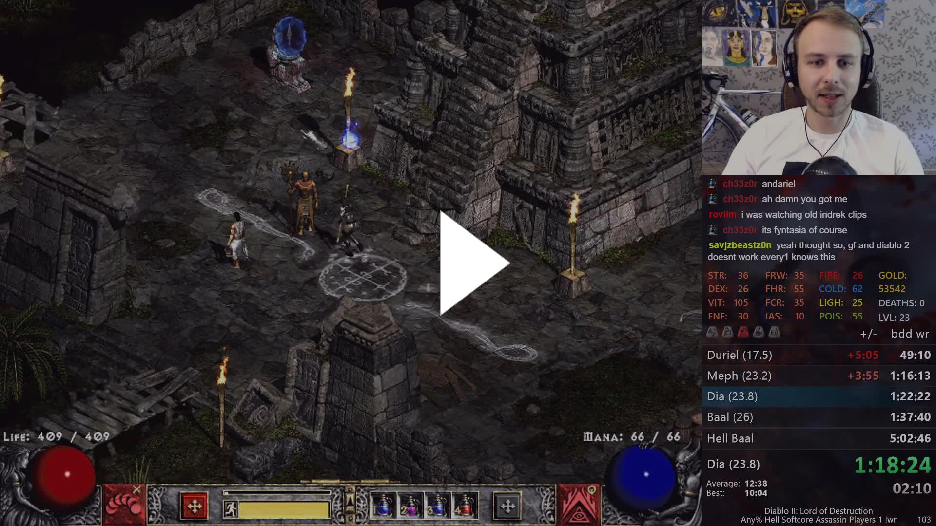 Indrek How To Shop Teleport Staff Twitch