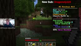 Carson+gets+killed+by+Fitz+and+Poki+%28Minecraft+Monday+week+13%29